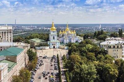 Ukraine view